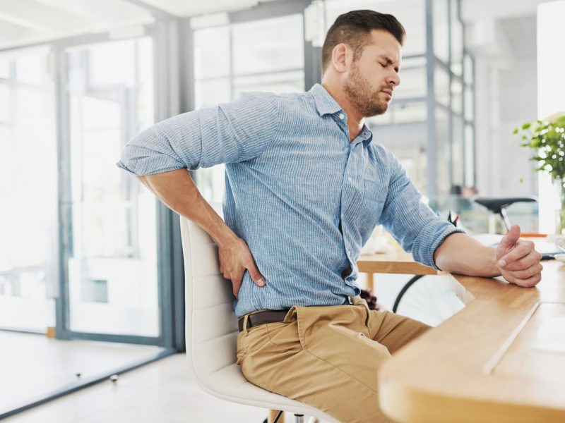 Back Pain - Ogaki-ch - Relieving Pain Everyday