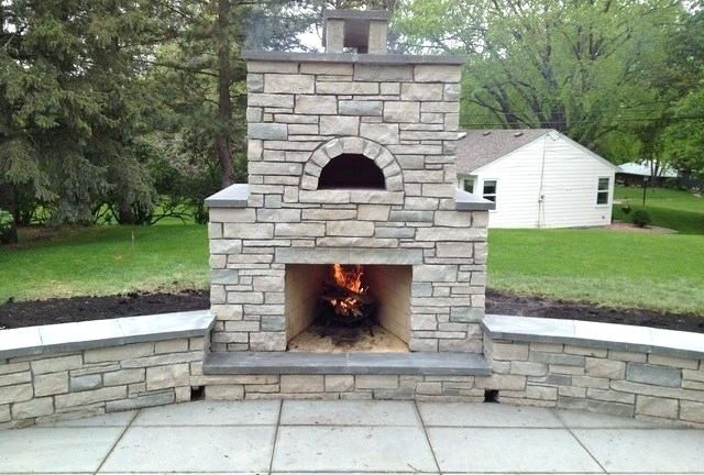 How To Construct Outdoor Pizza Oven